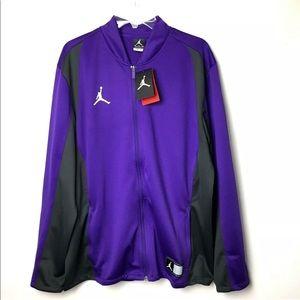 Jordan track jacket NWT